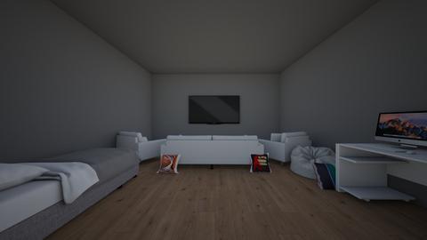 basement - Classic - by Puppyfanatic1
