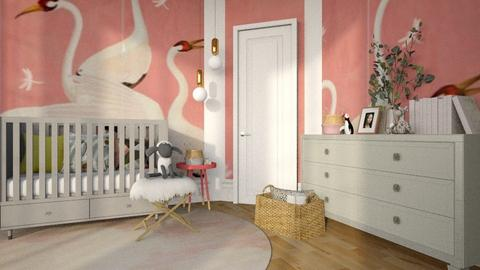 Toddler - Kids room  - by MiaM