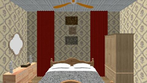 Medevil Room 1 - by Mya