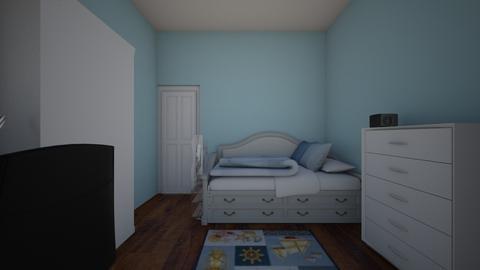 new bedroom2 - Classic - Bedroom - by heatherpc