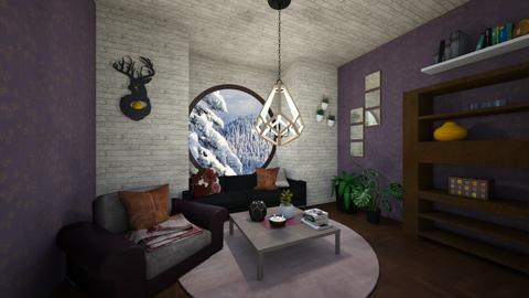 cozy place - Modern - Living room  - by jonnando