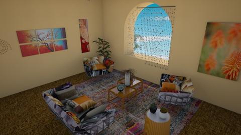 Bo - Living room  - by emivim