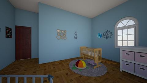 nursery - Kids room  - by kathleengriffin