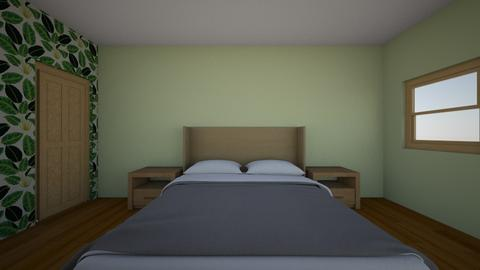 Testing 1 - Bedroom  - by kayg16