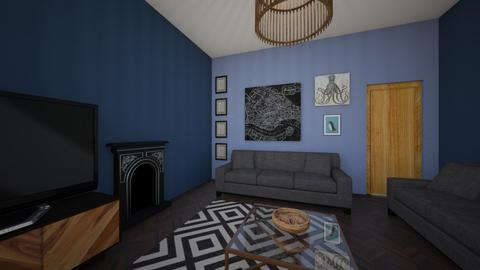 front room - Living room - by benwilliam94
