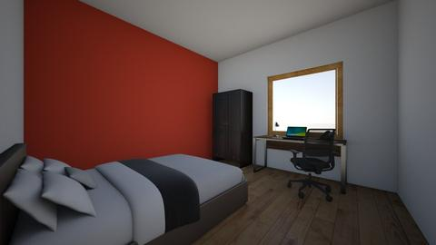 Majasroom001 - Bedroom  - by mmunkacsi
