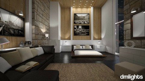 dmlsenbedroom - Modern - Bedroom  - by Senia N