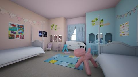 baby room - by 8026994