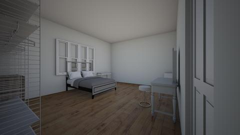 room - Bedroom  - by alondraaaaa