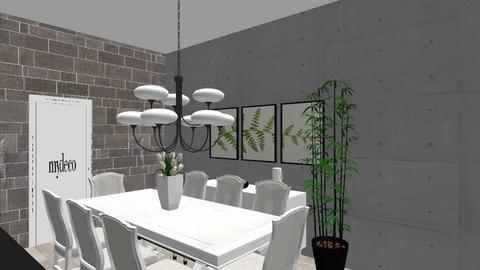 sala  - Living room  - by pozolexbarato