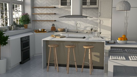 Light As Air - Modern - Kitchen - by Musicman