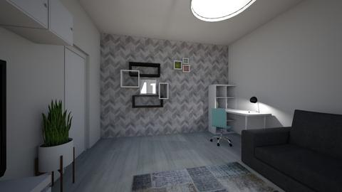 ana - Modern - Living room - by anabrihac
