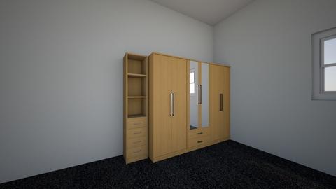 Thanu - Bedroom  - by thanu