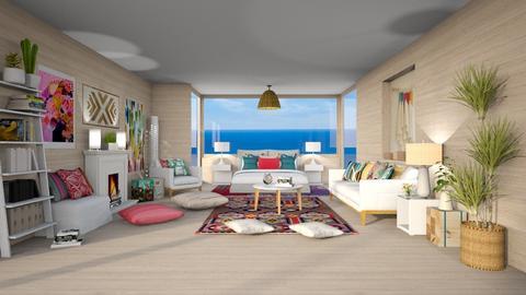 Orianne - Bedroom  - by Ferplace