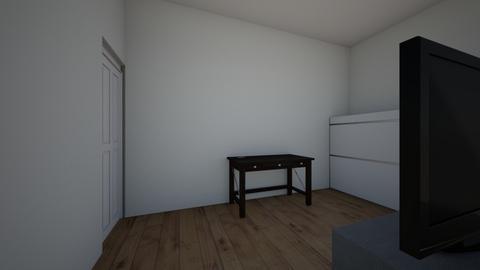 Bedroom - Bedroom  - by Rileyvandendool