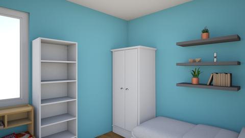 Hab 1 - Kids room - by yo1974