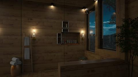 relaxing - Bathroom  - by aggelidi 12312