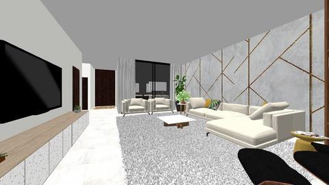 Casa Barrio Hamacas - Dining room - by LauraLH90