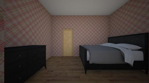 A Girly Bedroom - Vintage - Bedroom  - by pussy cat pizza