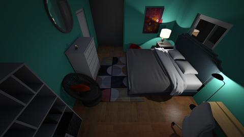 bedroom - Bedroom  - by zainabashar