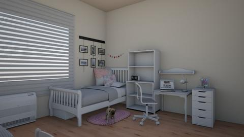 detska2 - Vintage - Kids room  - by vinjarova
