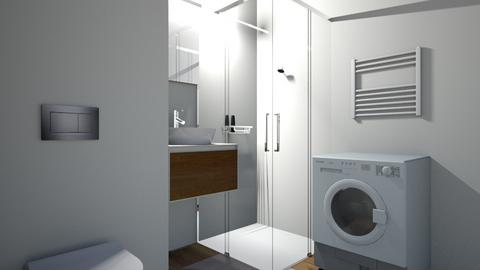 11211 - Bathroom  - by lenvaleriewna