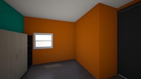 El Dream Room - Modern - Bedroom  - by Ashu_Gremlon