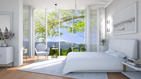 M_Octavia - Bedroom  - by milyca8