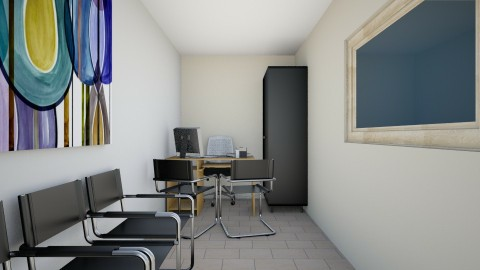 TUTELA DE DDHH FINAL  - Minimal - Office  - by josem1200