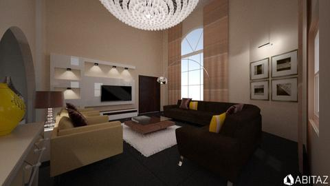 mrs opara living room - Living room - by DMLights-user-1347648