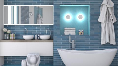 Design 2 - Bathroom  - by TropicalWeed