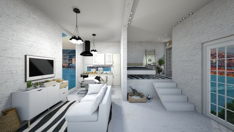 Casa106 - Eclectic - Bedroom  - by nickynunes