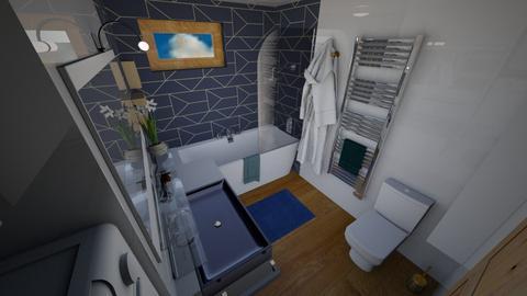 Bathroom only - Modern - Bathroom  - by moonchild665