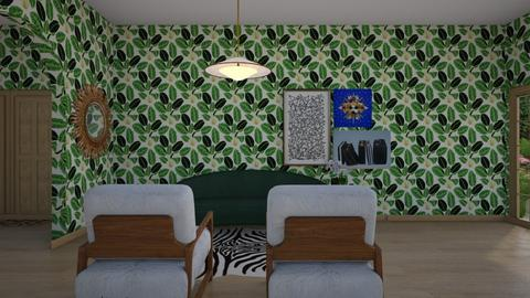 chiccollecter - Living room  - by rosej