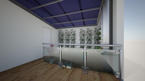 TAMAN DEPAN - Modern - Garden  - by djokos