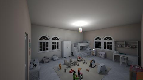 cute kid - Kids room  - by lanaysha