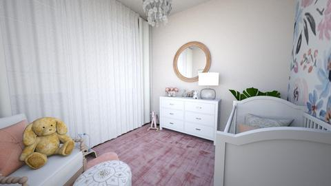 pearl - Kids room  - by zozan