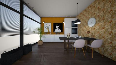 Kitchen - by homedisigner