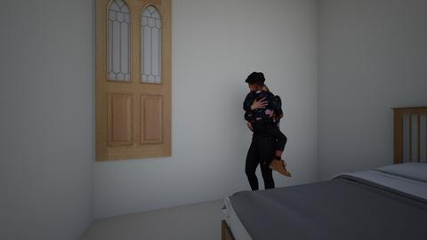 hani - Bedroom  - by araife