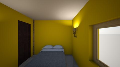 matthew E room 5_1 - Country - Bedroom  - by matthew eakes