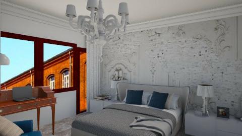 CAMERA MAMMA E PAPà9 - Eclectic - Bedroom  - by Cristina Stramaglia