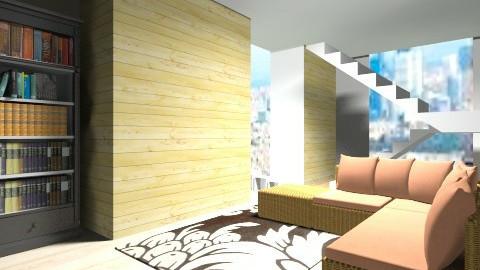 Sala de Estar - by Arquiteture