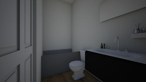 master bathroom current - Bathroom  - by nmsschell
