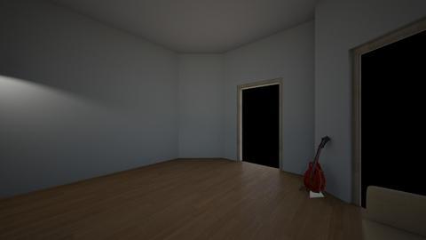 The Den - Modern - Office - by kwillnewton