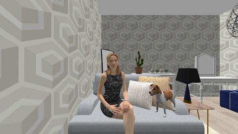 modaren room - Bedroom - by Maddy0712