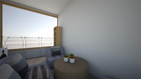 renato matos 16171819 - Living room  - by renatos matos