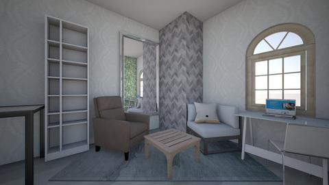 Another Living Room - Modern - Living room  - by Hop3Bag3l