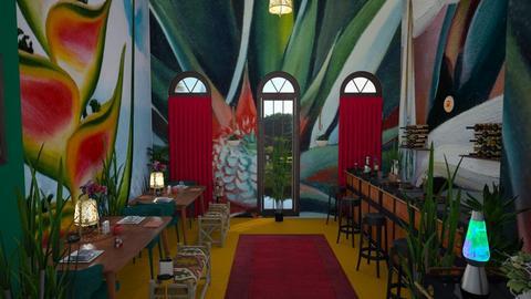 O Keeffe Restaurant - Classic - Dining room - by Irishrose58