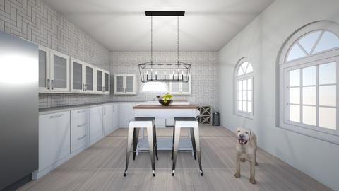 kitchen  - Kitchen  - by Saraboyle12