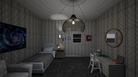 3d Design Model for Lina - Bedroom  - by MaazAkif